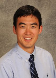 A photo of Dr. Sam Wang