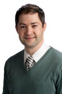 Photo of Dr Scansen