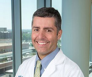 voice disorders specialist Dr. Matthew Clary