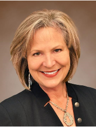 A photo of Dr. Jane Ridings