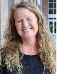 A photo of Dr. Heather Holmstrom