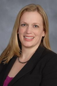 A photo of Dr. Angela Selzer