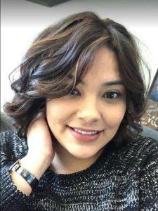 headshot of Leticia Marie Sena