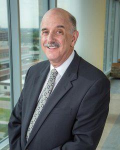 A photo of Edward Janoff