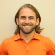 This is a photo of Dave Grinnell, a physical therapist at UCHealth SportsMed Clinic in Steamboat Springs.