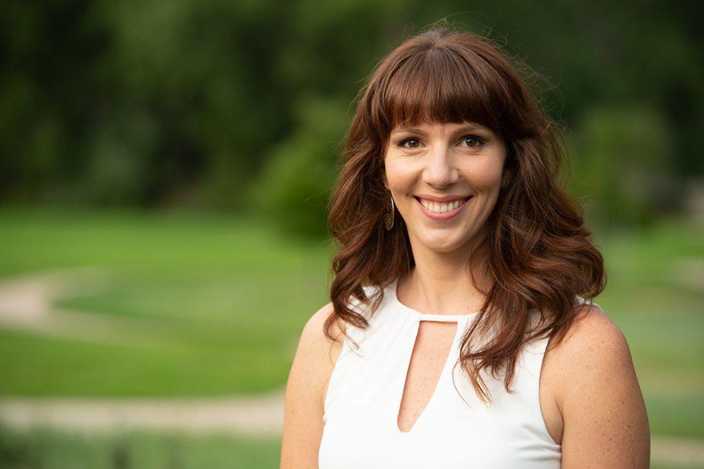 A photo of Marie Newbrough