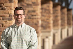 A photo of Dr. Matt Kluk