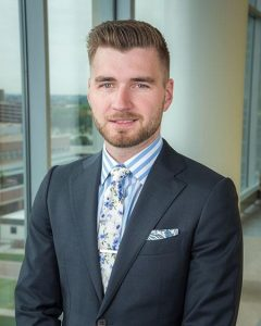 headshot of Brandon Pope