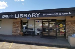 Pikes Peak Library District storefront