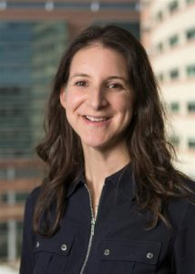profile shot of Dr. Natasha Altman who leading the CarioMems trial.