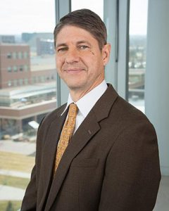 photo of doctor who specializes in care of covid ards patients.