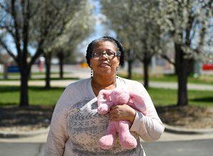 African American COVID=19 survivor Ravi Turman