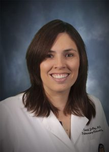 Dr. Sarah Jolley is helping COVID-19 'long-haulers' in a special outpatient clinic.