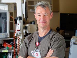 Dr. David Steinbruner, associate chief medical officer, MHC