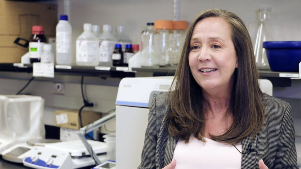 Kathleen Barnes leads the Colorado Center for Personalized Medicine.