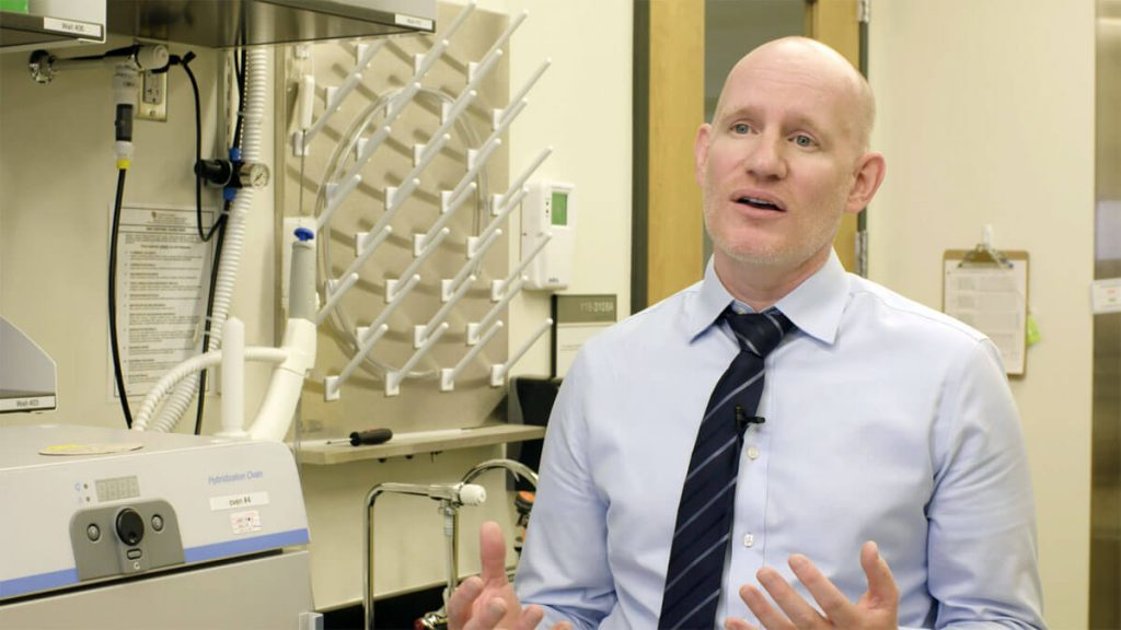 Stephen Wicks, a Colorado Center for Personalized Medicine researcher and regulatory expert, and colleague Kristy Crooks led a crash program that created a coronavirus test in eight days.