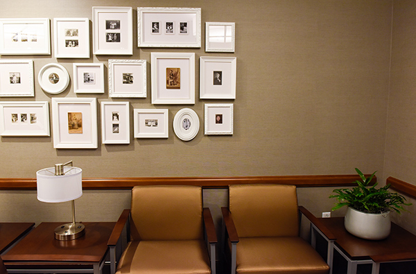exceptional cancer care Cherry Creek. Breast center - collage of photos
