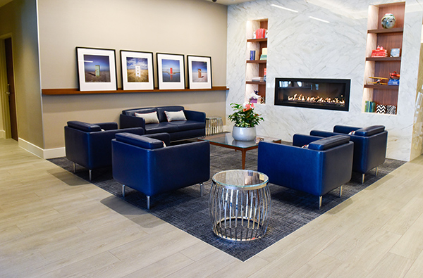 new medical center Cherry Creek. The center feels more like a hotel than a hospital