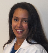 Dr. Misha Miller, who is part of the Mohs surgery team at Cherry Creek.