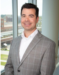 Dr. Adam Terella, who is part of the Mohs surgery team at Cherry Creek.