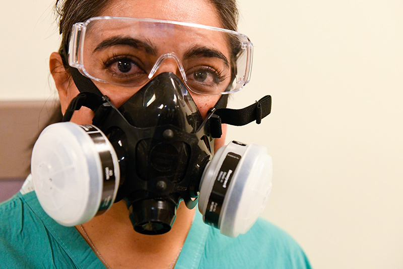 COVID-19 in Colorado - Dr. Abbey Lara is an expert in pulmonary sciences and critical care. She works in an ICU that has filled up fast with COVID-19 patients as the cases has reached record numbers.