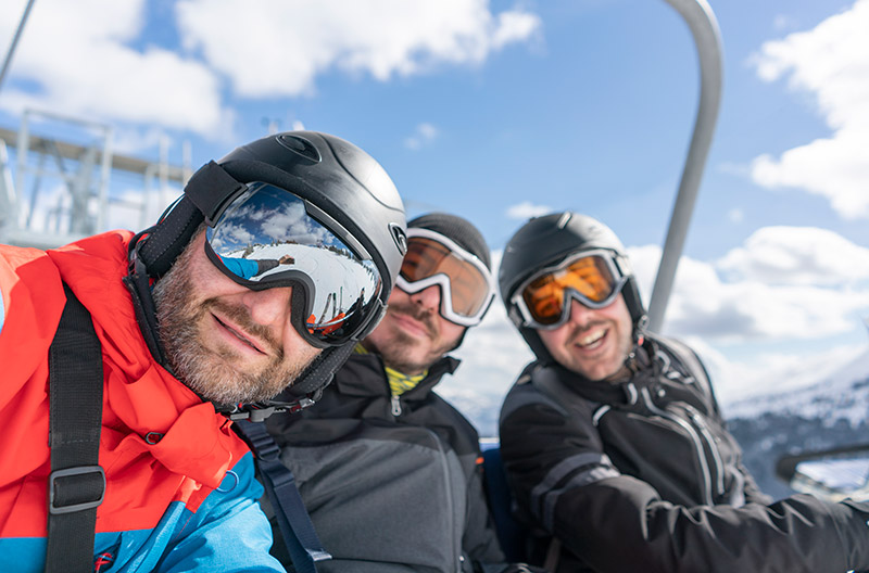 Colorado's first COVID-19 case likely stemmed from a skier who visited in December or January.