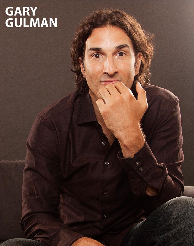 Comedian Gary Gulman discusses his experience with ECT.