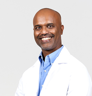 Dr. Konoy Mandal, who offers patients ECT at UCHealth in Longmont, Colorado.