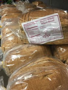 Donations from Great Harvest Bread Co., Sprouts, Colorado State University's Modern Victory Garden Project, Food Bank of the Rockies, The Nappie Project, and others help keep the Food Pantry stocked.