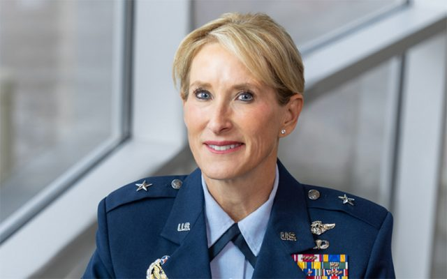 Air Force Brig Gen. Kathleen Flarity talks about setting goals and how to achieve them.