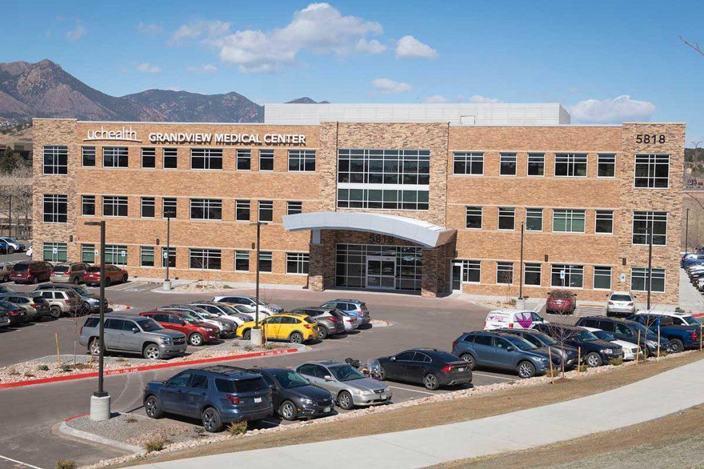 UCHealth Grandview Medical Center