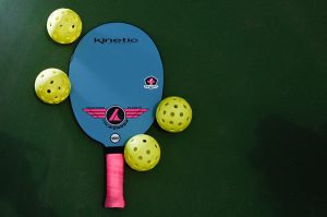 What is pickleball and what do you need to play. Start with a paddle and some balls.