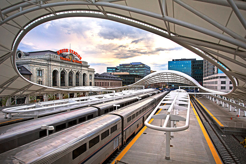 Denver's Union Station.