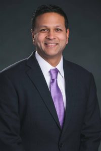 : CU School of Medicine and UCHealth Emergency Medicine Physician Dr. Vik Bebarta leads the CU Anschutz COMBAT Center, which is working to spot COVID-19 early..
