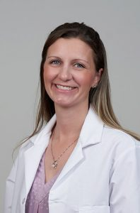 Pediatrician Dr. Brittany Weber