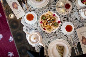 Tea at Miramont Castle