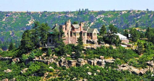 Cherokee Castle
