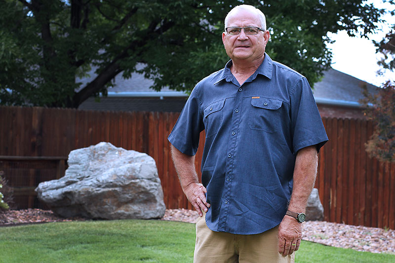 Because of myasthenia gravis, Mike Oster would function well in the morning, but as the day progressed his muscles became weak and his body so tired he couldn't make it out to fish or do the other things he enjoyed, like working in his yard.